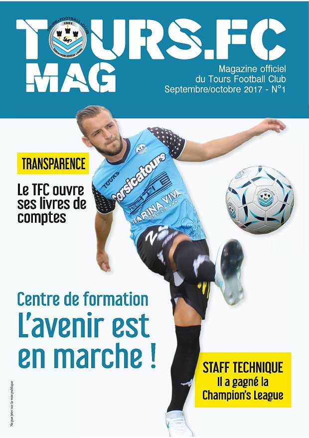 Une Tours FC Mag n°1